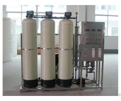 Chemical Industry Water Purification Machine
