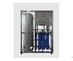 Zycj Deionized System Drinking Water Machine