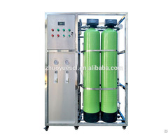 Automatic Control Water Purification System For Industry