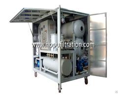 Super High Voltage Transformer Oil Purifier