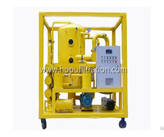 Ultra High Voltage Vacuum Transformer Oil Filtration Machine
