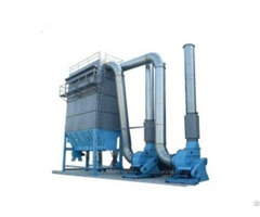 Big Flow Industrial Cyclone Dust Collector