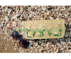 Selling Seagrass Wallets