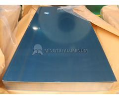 Code Description And Surface Treatment Of 6082 Aluminum Sheet