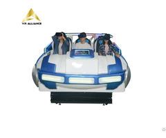 Virtual Reality Simulator 6 Seats 9d Vr Cinema Chair