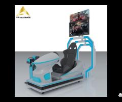 Virtual Driving Race 9d Vr Simulator Car Racing Machine