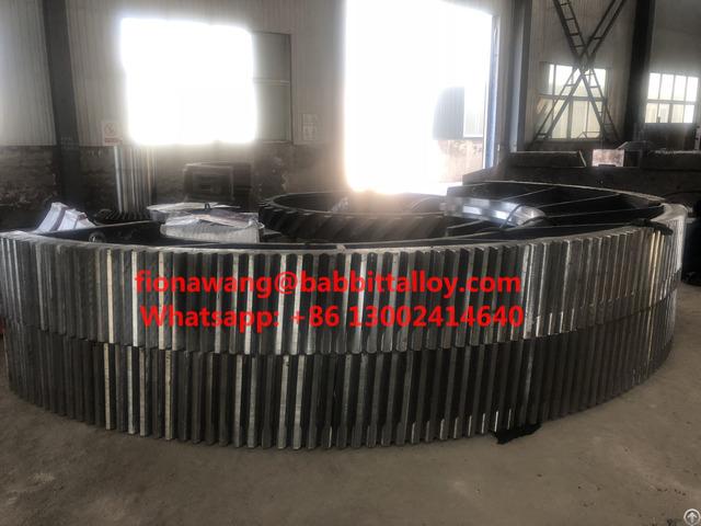 Ring Gears Ball Mill Bearing Mining Machinery