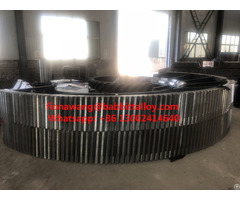 Ring Gears Ball Mill Bearing Mining Machinery