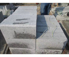 Chinese Cheap Gray Granite Paving