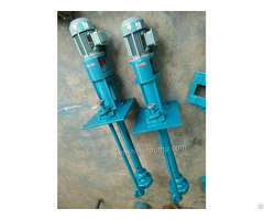 Fyb Vertical Submerged Centrifugal Pump