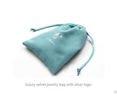 Velvet Jewelry Bag