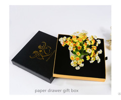 Paper Drawer Gift Box