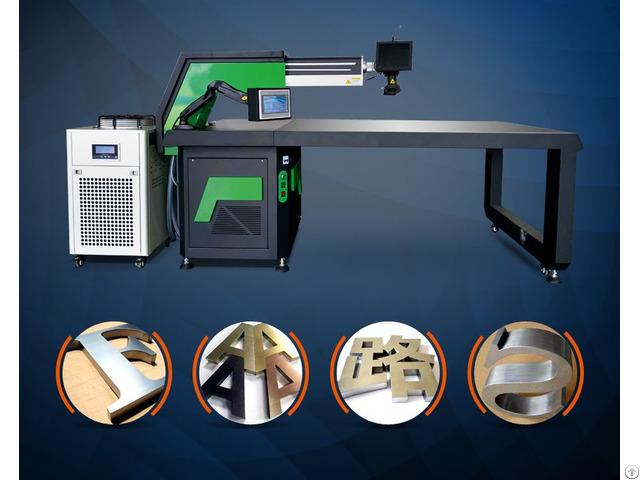 Advertising Laser Welding Machine