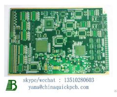 China Power Bank Two Side 94v0 Rohs Print Circuit Board
