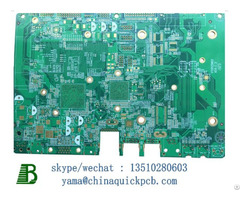 Smart Bes Shenzhen 8 Layer Gold Finger Pcb Manufacture Printed Circuit Board