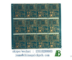 Shenzhen 8 Layer Gold Finger Pcb Manufacture Printed Circuit Board