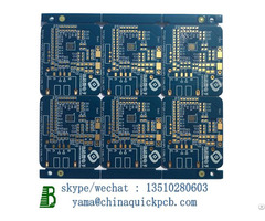 Oem Electronic Printed Circuit Board 2 Layer Pcb Service