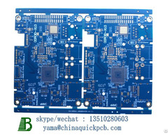 Customized Double Layer Pcb Print Circuit Boards Electronics Parts Oem Odm 2019