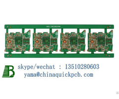 Customized Double Layer Pcb Boards Electronics Parts Oem Odm 2019