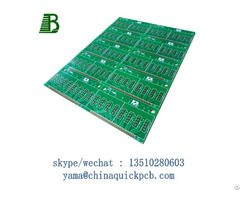 Oem Electronic Pcb Printed Circuit Board 2 Layer Service