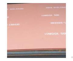 Hardox 500 Plates Supplier