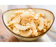 Dried Coconut Chips