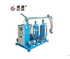 Ld 907 China High Pressure Polyurethane Pu Foam Injection Machine For Car Seat Cushion Pillow