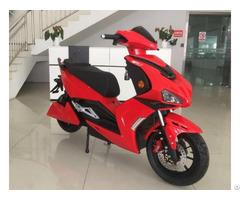 China Hot Sale Top Level Electric Motorcycle Scooter For Adult