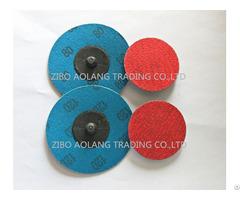 Type R 2 3 Inch Quick Change Sanding Discs