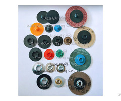 Metal Buttons For Making Quick Change Discs