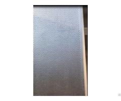 Custom Rectangular Jigger Tubes For Vacuum Pan Perforated Tube Of Fluid Filtration Or Gas Sparging