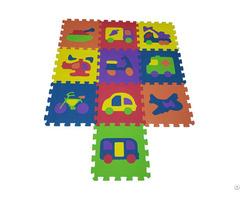Odorless Vehicles Eva Floor Mat Puzzle Tile
