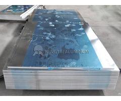 Mingtai 5083 Aluminum Plate Manufacturer