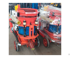 Electric Dry Mix Shotcrete Machine