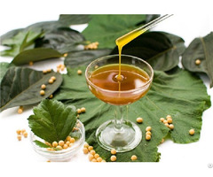 Supply Food Grade Discolored Soya Lecithin Liquid Hxy 3sp