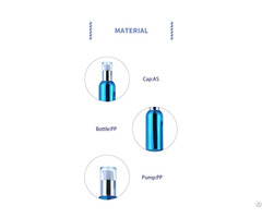 Patented Design 15ml 30ml 50ml Recyclable Spray Pump Plastic Bottle For Travel