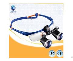 Led Headlight Medical Loupe Fd 502g One Way Moveable