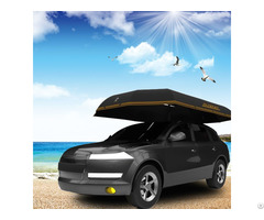 Full Automatic Car Umbrella With Remote Controller Portable Water Proof Vehicle Cover