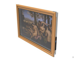 Humidity Control Box For Famous Paintings Design