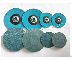 Zirconia Alumina Quick Change Roloc Discs