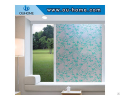Bt8059 Color Bubble Stained Pvc Window Film