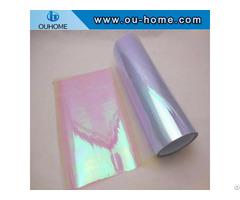 Bt201 Colored Glass Discoloration Transparent Rainbow Film