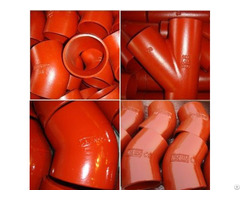 En877 Epoxy Coating Fittings