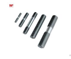 High Tensile Stainless Steel M12 Double End Thread Stud Bolt