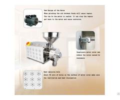 Automatic Wheat Corn Rice Flour Milling Machine