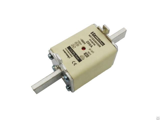 200a 500v Nh1gg50v200 Semiconductor Fuse