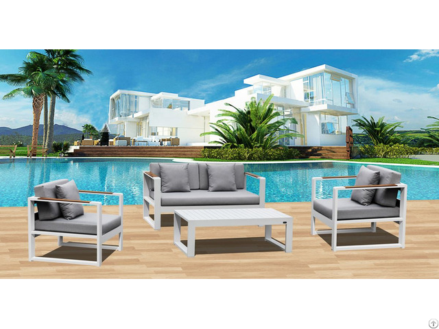 Commercial Customized Outdoor Patio Sofa Sets