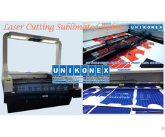 Laser Cutting Sublimation Printed Fabrics