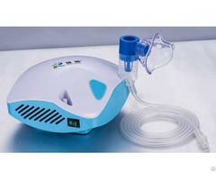 High Liter Flower Compressor Medical Nebulizer Mask And Tube For Healthcare