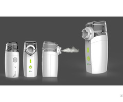 Hot Sale Ce Approved Portable Ultrasonic Mesh Nebulizer Machine For Baby Use